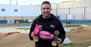 Juanma Vera ficha por Team C para su nueva andadura en el 1/10 TT-e