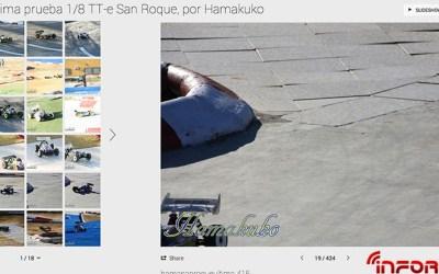 Fotografías de la última prueba del Campeonato 1/8 tt-e El Estrecho, por Hamakuko