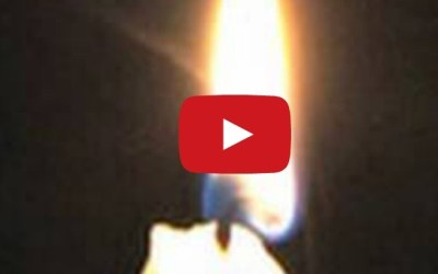 Video de los Viernes: Quédate con todos encendiendo las velas a distancia