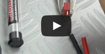 Brushless Project 1/8 - Soldando y cargando baterías LiPo
