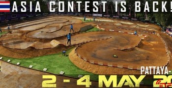 ¡Ya es oficial! Asia Contest 2014 del 2 al 4 de mayo en Pattaya, Tailandia