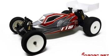 FTW presenta la nueva carrocería Nanofox para el Kyosho RB6
