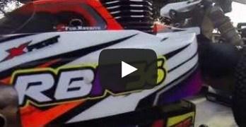 Robert Batlle; vídeo de la tercera ModeliX Games.