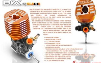 BXR, la línea de motores de RB para 2014
