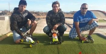 Crónica: Segunda carrera 1/10 2WD y 4WD de Lanzarote. Club Lanzamigos