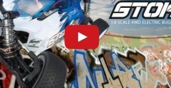 Video: Stroke E, el 1/8 TT-E RTR de Absima