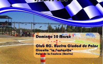 Segunda prueba del Provincial de Huelva 2014 1/10TT 2WD