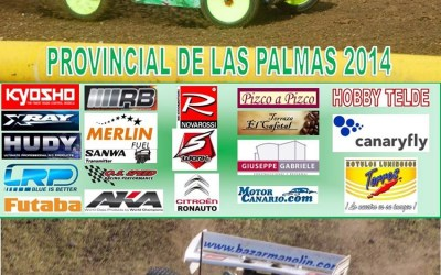 Tercera prueba del Campeonato 1/8 TT Gas Las Palmas