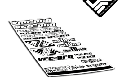 ¡Consigue gratis tus pegatinas de VRC Pro!