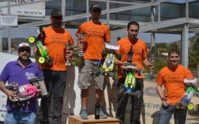 Resultados de la segunda prueba del Campeonato del Levante 1/8 TT-E