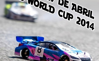 RC World Cup 2014 el 26 y 27 de Abril en Almussafes