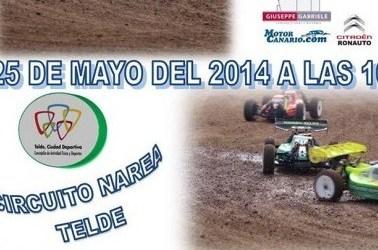 Arranca la Copa Canaria de Radiocontrol 1/8 TT Gas