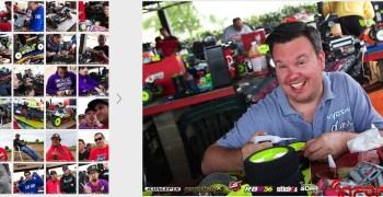 Galería de fotos de la segunda prueba del Campeonato de España A 1/8 TT Gas 2014, Santa Oliva