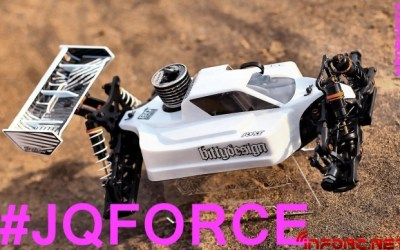 Bittydesign Force para JQ Products THE Car White Edition