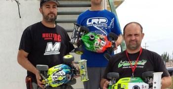 Crónica: Cuarta prueba del Campeonato de Aragón 1/8 TT Gas 2014. Por Jorge Fernández