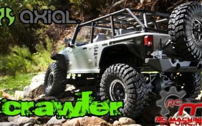 Oferta de crawlers Axial en RCMachines.es