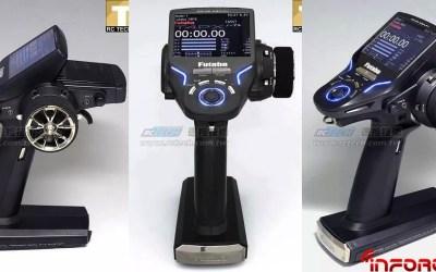 Imágenes: Nueva emisora Futaba 4PX para coches radiocontrol