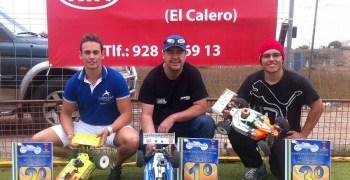 Resultados: Primera prueba de la Copa Canaria 2014