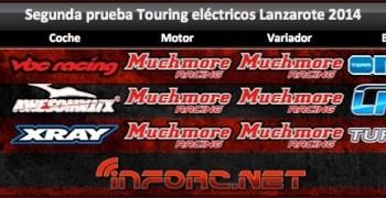 CRÓNICA: 2ª Prueba touring eléctricos de Lanzarote (Club Lanzarote RC)