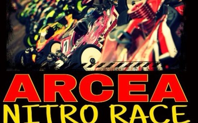 Carrera inaugural ARCEA Nitro Race 2014