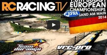 #Euro2014 Sigue en video en directo el Campeonato de Europa 1/8 TT Gas 2014