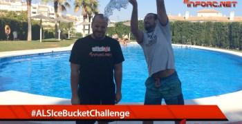 Video: Miguel Zambrana y el reto del cubo de hielo por la ELA (ALS)