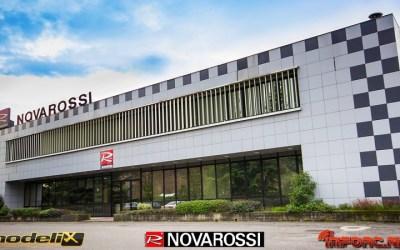 Reportaje: 30 años de Novarossi. Conociendo su fábrica.