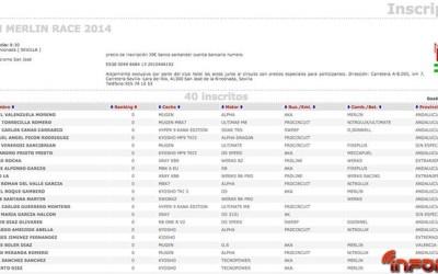 9 días para la Merlin Race 2014 ¡Inscríbete ya!