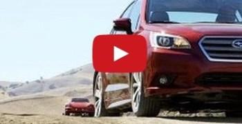 Video: Subaru Legacy Vs Coche radiocontrol