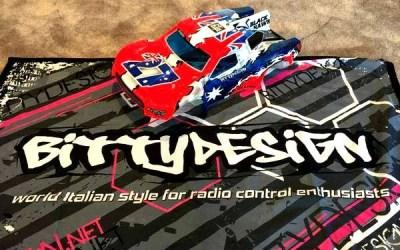 Casey Stoner elige Bittydesign para tener guapos sus coches radiocontrol