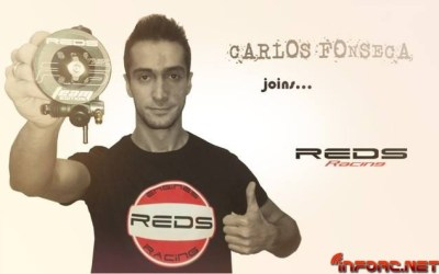Carlos Fonseca se une al equipo REDS Racing