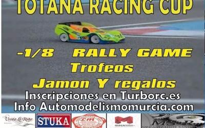 13 y 14 de Diciembre, Totana Racing Cup