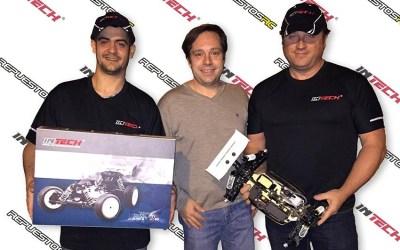 Richi Gómez y Jonander Fernandez, pilotos oficiales INTECH para 2015