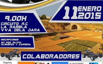 Primera carrera social en el Club RC La Jara