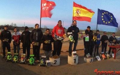 Resumen: Primera prueba del Campeonato Regional de Madrid 1/8 TT Gas 2015