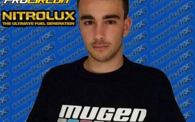 Andres Marcelino ficha con Modelix Racing para 2015