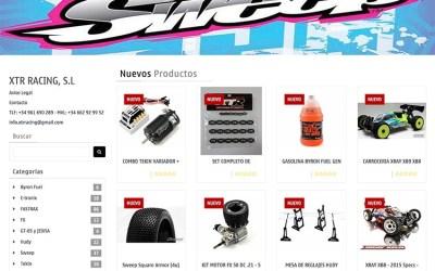 XTR-RC tiene operativa su nueva página web