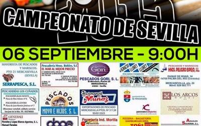 6 de Septiembre: Tercera prueba del Provincial de Sevilla