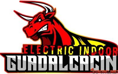La Guadalcacín electric Indoor ya tiene logotipo oficial