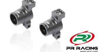 PR Racing: Nuevas manguetas traseras +2mm