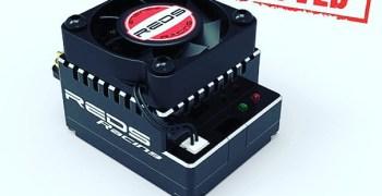 REDS Racing - El variador REDS TX 120, aprobado por la normativa ROAR