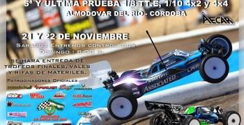 Este fin de semana - EP Supercup de Andalucía en Almodovar del Río