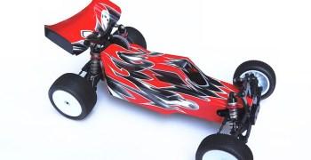 Avance - Nuevo Intech Racing ER-12M 2.0