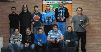 14 de Noviembre - X Campeonato MiniZ del Club Modelismo Castilla