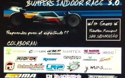 Bumpers Indoor Race - ¡Casi todas las plazas ocupadas!