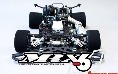 Nuevo Mugen MRX6 al detalle. Por RCWorld