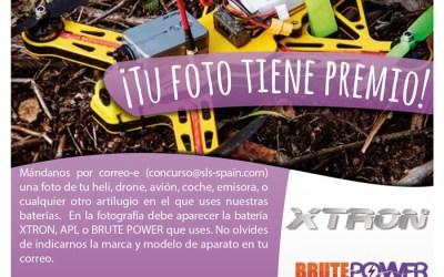 Sorteo SLS - Tu foto tiene premio con SLS