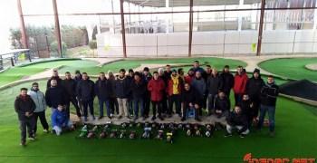Crónica - Segunda prueba del Open Series Madrid 1/10 2WD