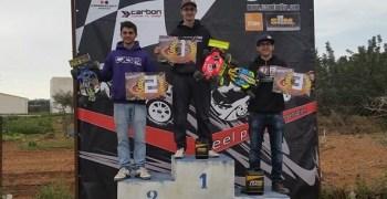 Crónica - 1ª prueba del Campeonato Cataluña 1/8 TT gas en Santa Oliva. Por Jordi Lozano