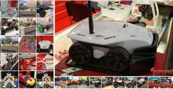 Galería - Feria internacional del juguete Nuremberg 2016. Drones, drones y más drones